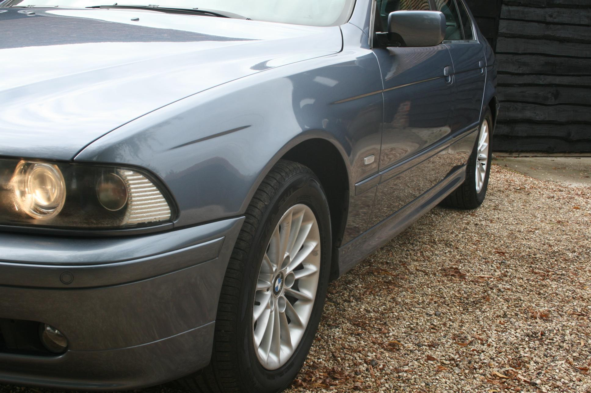 BMW 525i SE 4 Door Saloon £2999