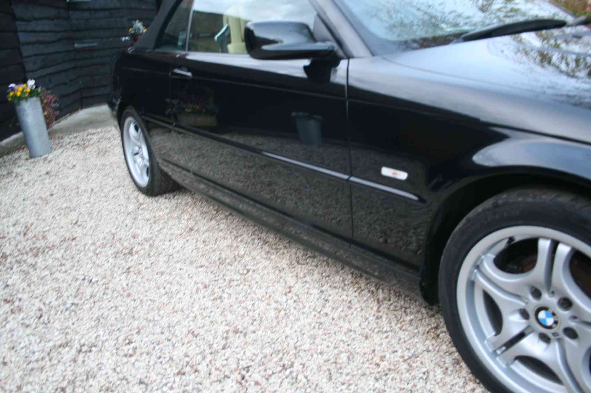 BMW 318i SE 2 Door Convertible £4399