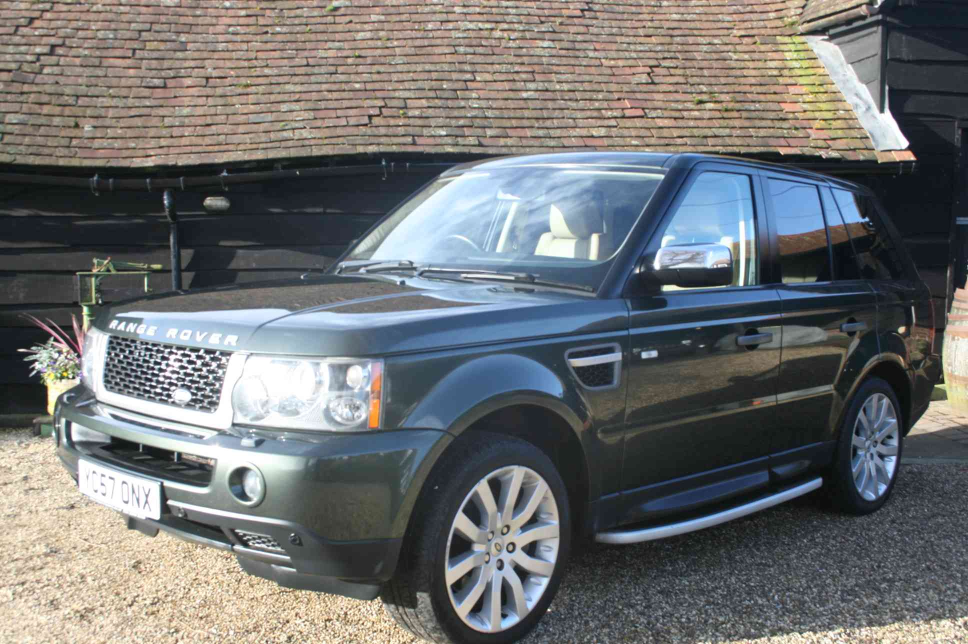 LAND ROVER td hse<br />5 Door Hatchback
