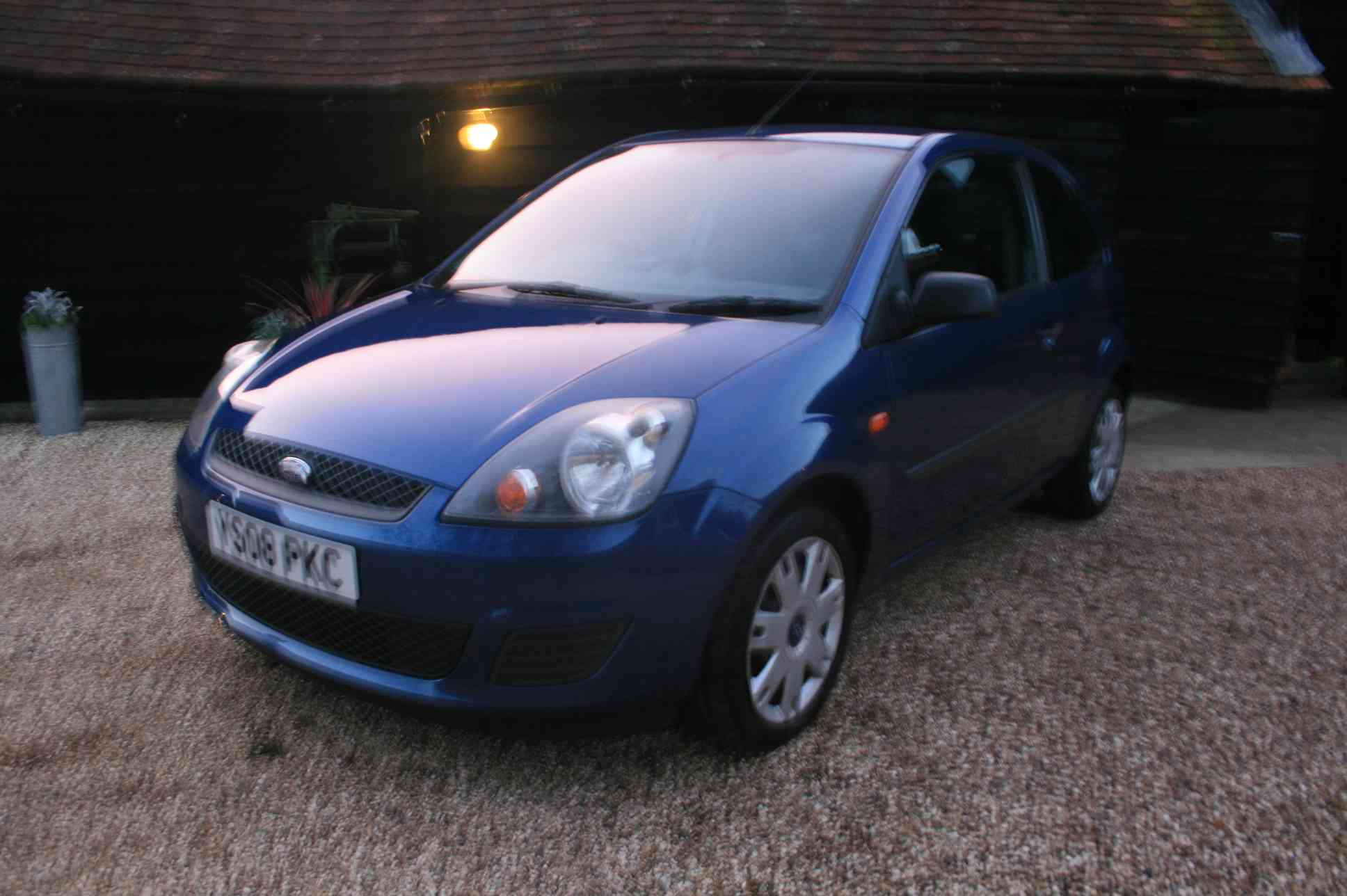 FORD Fiesta Style Climate<br />3 Door Hatchback