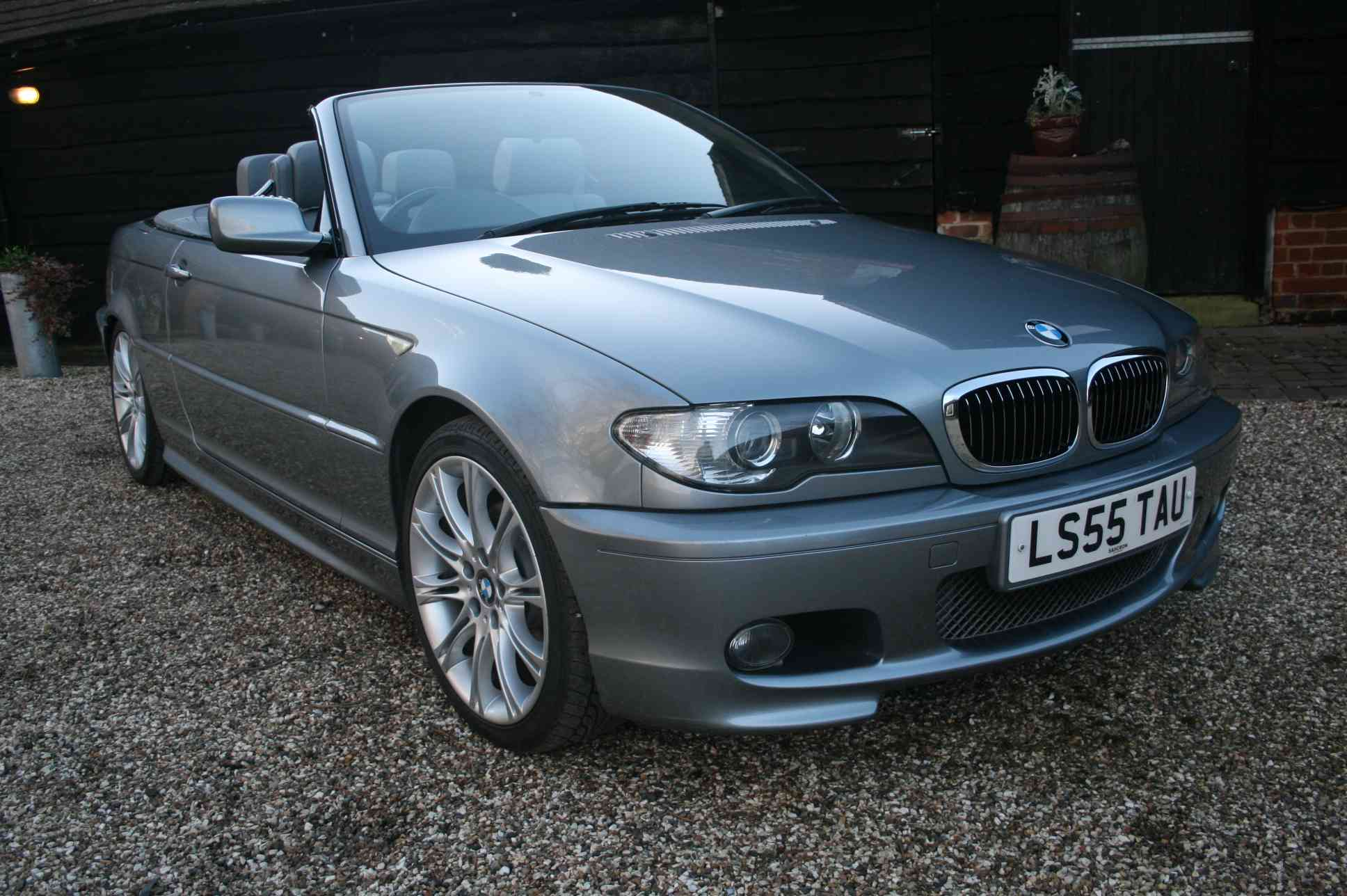 BMW 325 M SPORT  2 Door Convertible £5999