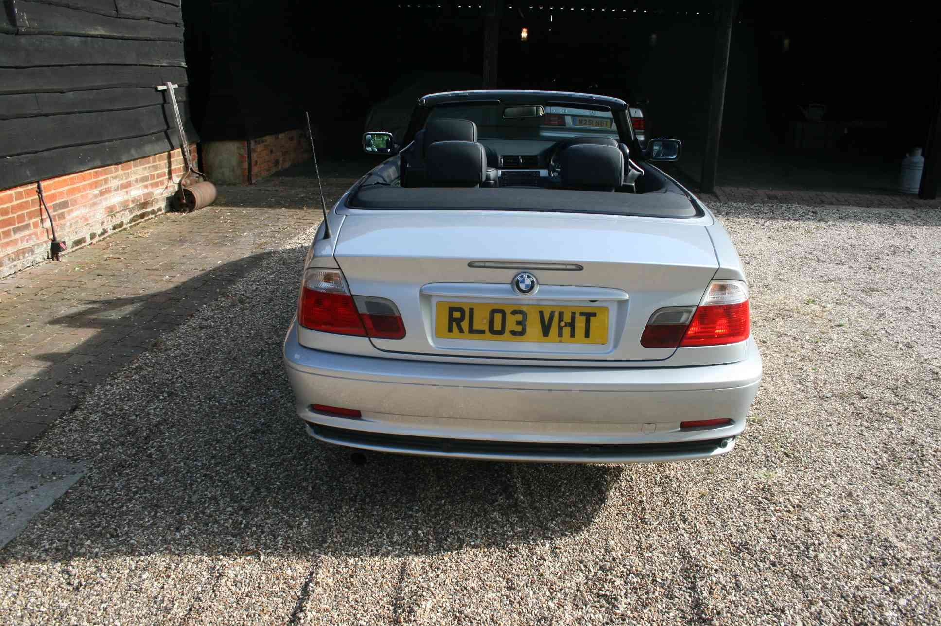 BMW 318Ci 2 Door Convertible £4999