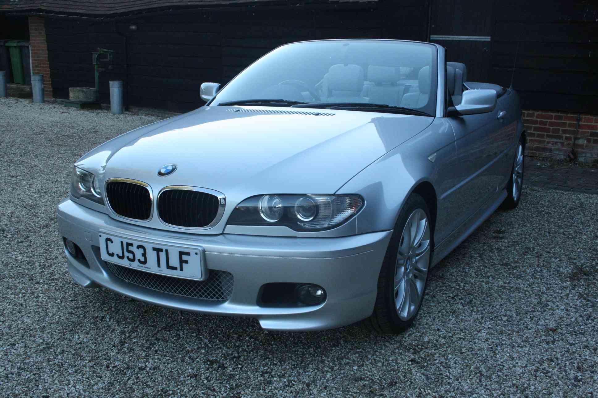 BMW 318 Ci M Sport<br />2 Door Convertible