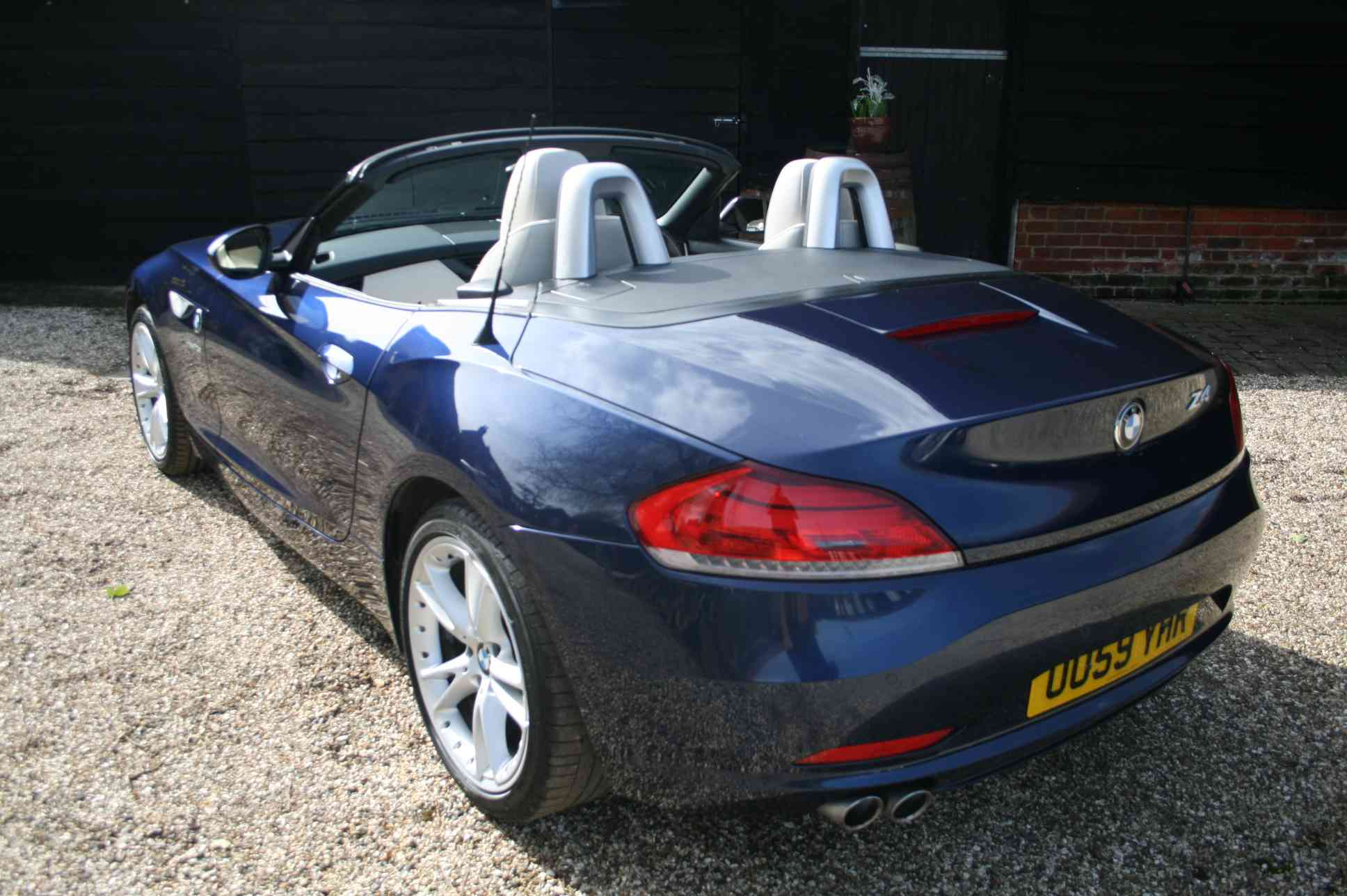 Stable Classics Used Bmw Z4 Automatic 2 Door Convertible